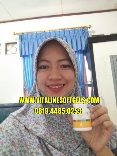 Berapa Lama Hasil Pemakaian Vitaline Tiens