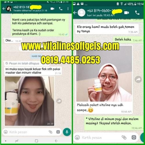 Efek Samping Vitaline Softgels UntukMata Minus