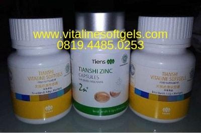 Kandungan Vitaline Dan Zinc Tiens Untuk Mata