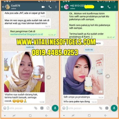 Keunggulan Vitaline Softgels Tiens