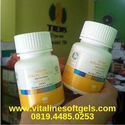 Keunggulan Vitaline Tiens Untuk Jerawat