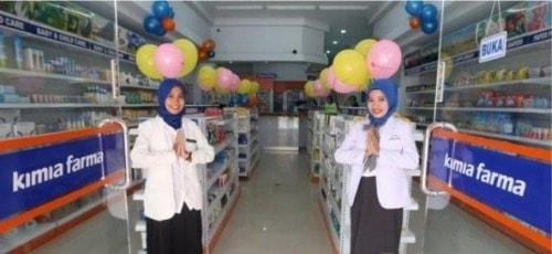 Tiens Pemutih Badan di Apotek Kimia Farma