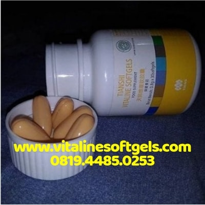 Vitaline Softgels Tiens Untuk Ibu Hamil