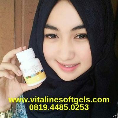 fungsi & kegunaan masker vitaline softgels tiens
