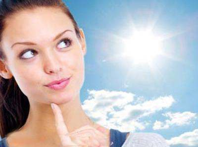 Mencerahkan Wajah Akibat Paparan Sinar Matahari
