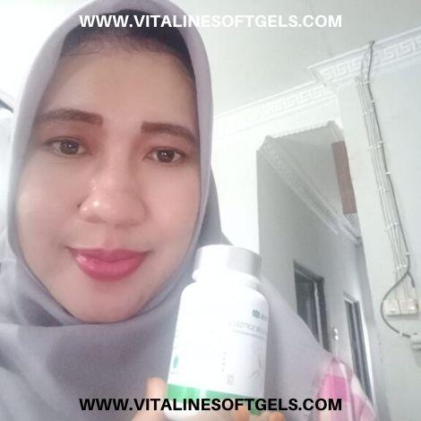 Harga Vitaline Softgels Tiens Pemutih Badan