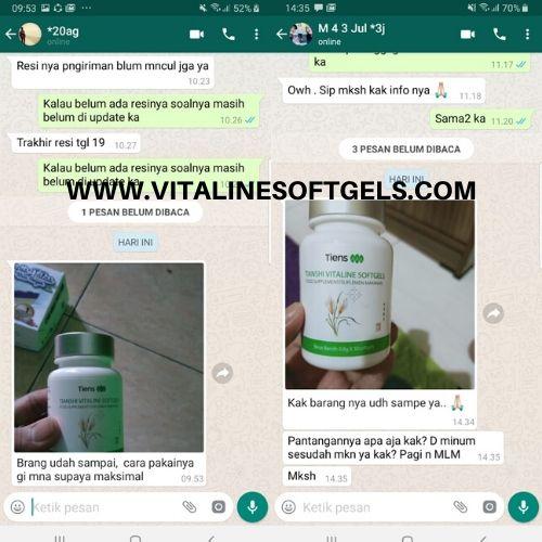 Manfaat dan Keunggulan Produk Vitaline Tiens