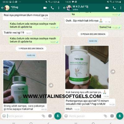 Efek Samping PemakaianVitaline Softgels Tiens