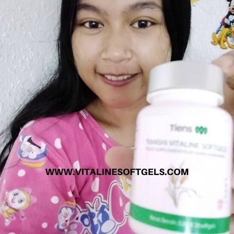 Manfaat Vitaline Softgels Tiens Jika Diminum