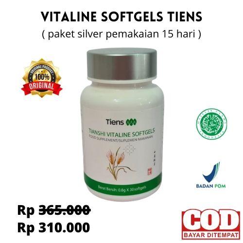 harga vitaline softgels